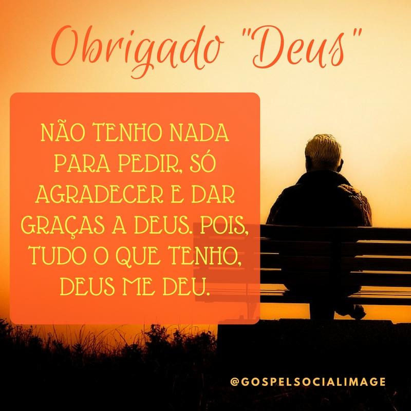 Conhecido Imagem com Mensagem de Agradecimento a Deus - Imagens Bíblicas (̶  UX65