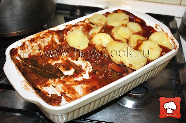 Рецепт, как приготовить рагу из говядины с элем от Джейми Оливера