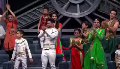 Super Dancer 3 Elimination on 17th February 2019, See Who is