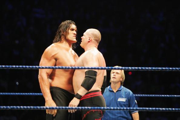 WWE CHAMPS: 'THE GREAT KHALI'