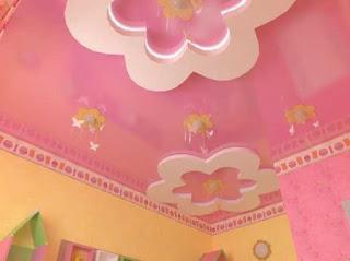 ديكورات جبسم بورد بناتي بالوان مميزه جدا اتمنى ان تنال اعجابكم