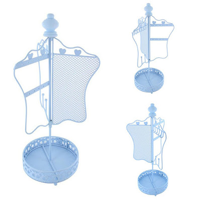 Shop for Metal Jewelry Display Rotatable Jewelry Stand Hanger.