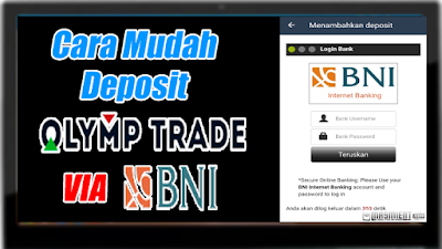 deposit olymp trade