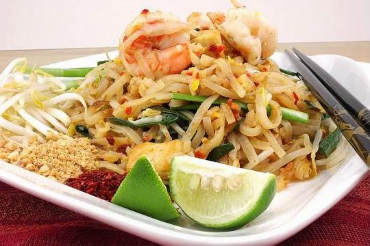 Resep Pad Thai Noodle