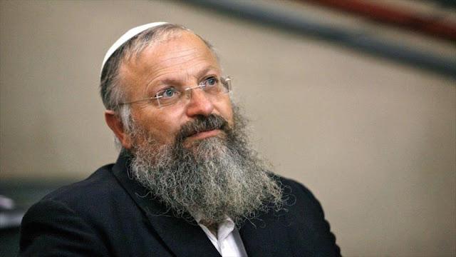 """Polémico rabino israelí ve asesinato de palestinos """"obligación"""" de israelíes"""