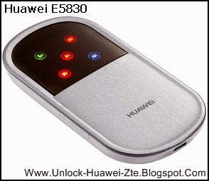 Download Huawei Firmware Update Files Free: Huawei E5830