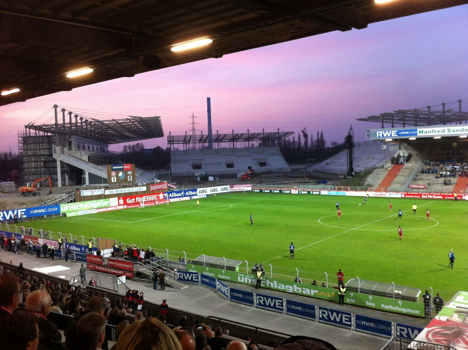 Georg Melches Stadion