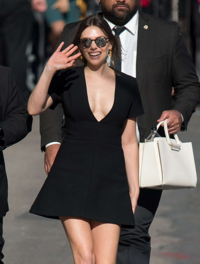 Elizabeth Olsen Latest Hot Stills