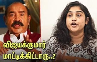 Vanitha Vijayakumar Against Vijayakumar | NT64
