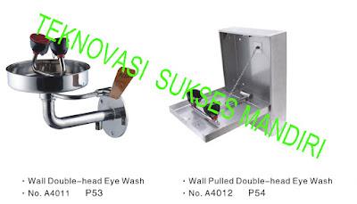 Eye Wash Wall