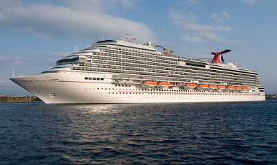 Carnival Cruises' Carnival Magic to Re-positions to Miami in 2018.