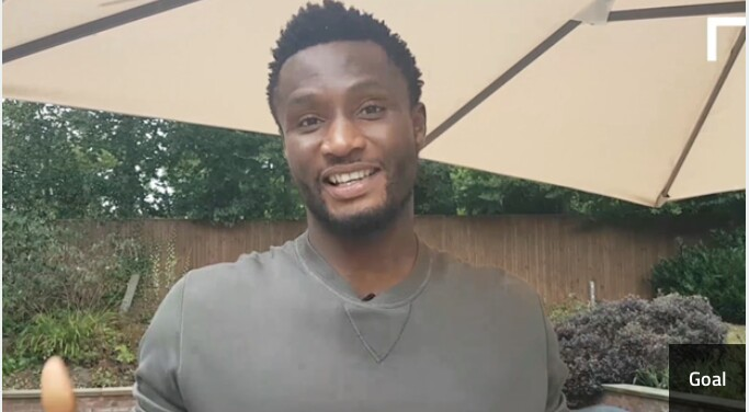 Tianjin Teda's Mikel returns to England for surgery