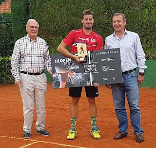 Tenis Aranjuez Open Adarsa Gijón