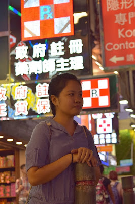 Pinay Travel in Mong Kok