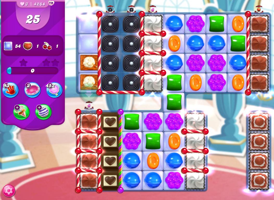Candy Crush Saga level 4284