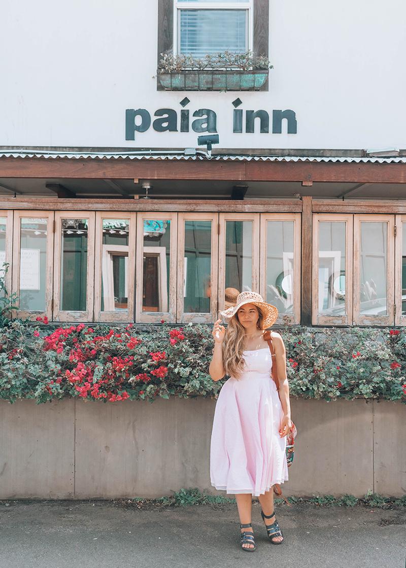 Maui Travel Guide - Paia, best fashion bloggers, fashion influencers