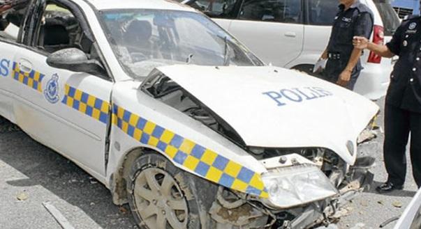 Pampasan Tidak Akan Dibayar Kepada Pemandu Yang Terlibat Dalam Kemalangan Dengan Polis Walaupun Punca Kemalangan Adalah Polis