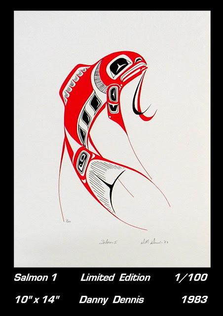 Danny Dennis print Salmon1