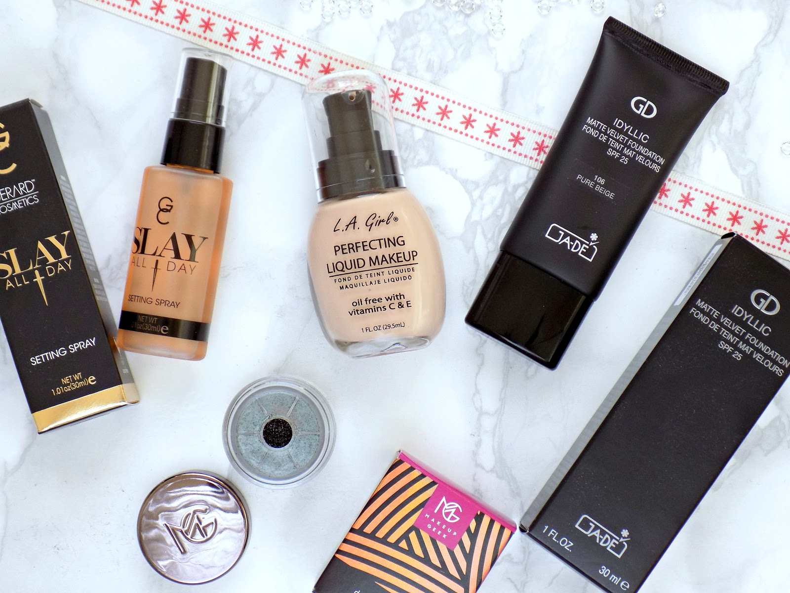 Black Friday beauty haul and Christmas stocking fillers ideas for beauty lovers