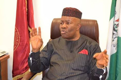 Akpabio's Case With EFCC To Be Stooped By Presidency For Him To Join APC?