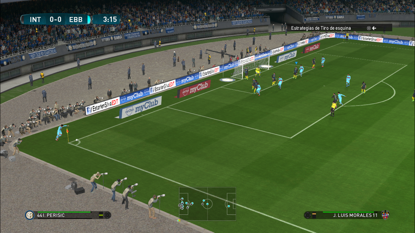 Camera Tool | PES2017 Steam Version | Released [21 05 2017