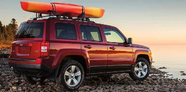 Jeep Patriot Lease