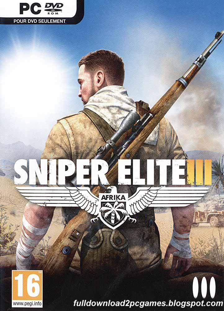 Sniper Elite 3 Free Download PC Game - Full Version Games ...