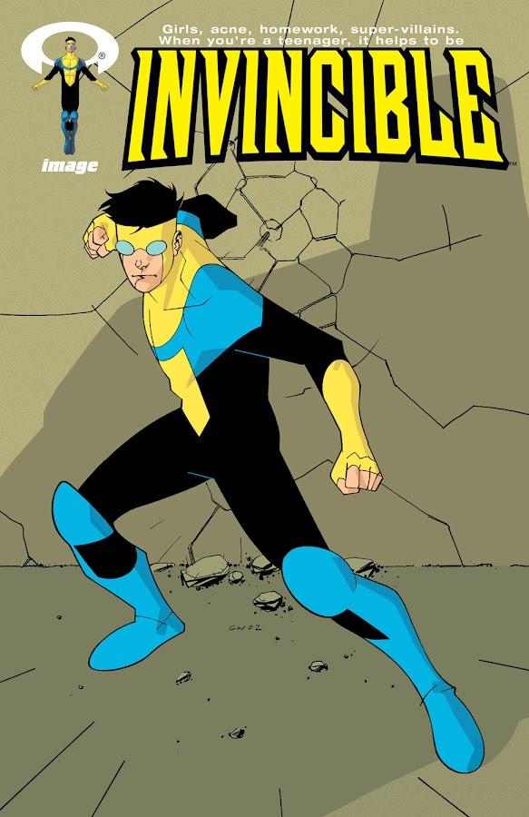 image comics invincible