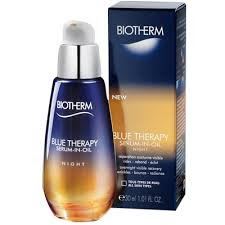 biotherm beauty oil