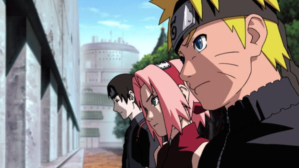 naruto shippuden episode 35 watch online anime streaming
