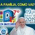 Programação do 7º Dia D da Família, em Mairi-BA