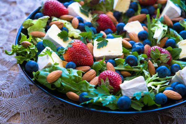 多吃抗氧化食物,常保身體含氧量