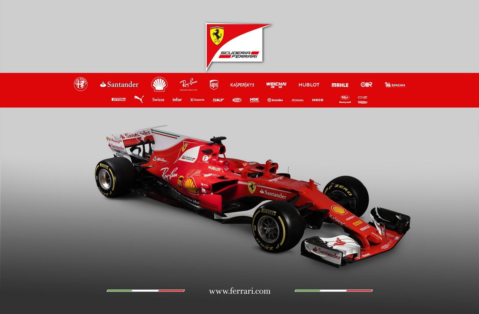 Ferrari f1 vorstellung