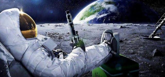 Un estudio de la NASA pide voluntarios para dormir y fumar marihuana