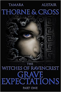 http://www.amazon.com/Grave-Expectations-Witches-Ravencrest-Part-ebook/dp/B01BFYBGCU/ref=la_B000APIVGK_1_9?s=books&ie=UTF8&qid=1458851822&sr=1-9