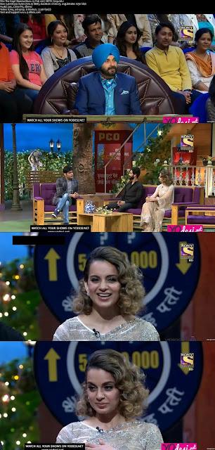 The Kapil Sharma Show 19 Feb 2017 HDTV 720p