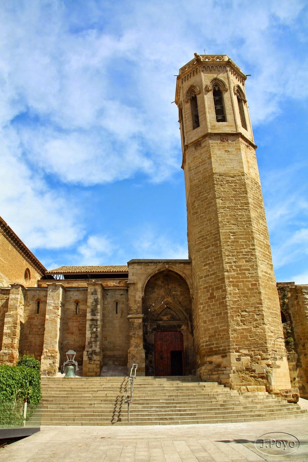 Iglesia de San Lorenzo de Lleida