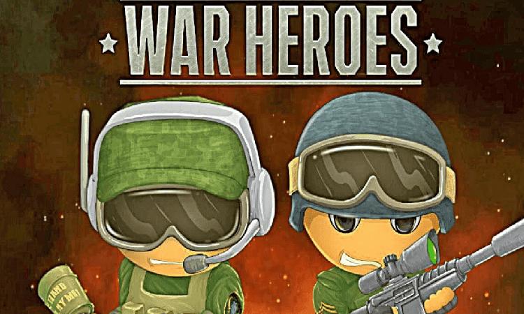 تحميل لعبة War Heroes الجديده للاندرويد برابط مياشر