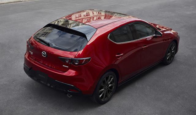 マツダ 新型アクセラ(Mazda3)ハッチバック