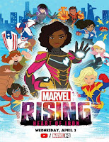 OMarvel Rising: Heart of Iron