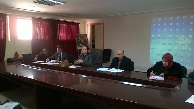 مكناس : لقاء تنسيقي حول الإستراتيجية الوطنية للوقاية ومناهضة العنف بالوسط المدرسي