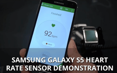 Fungsi Lain Dari Sensor Detak Jantung Samsung S8