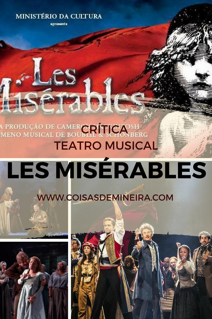{ #CRÍTICA } TEATRO MUSICAL | LES MISÉRABLES