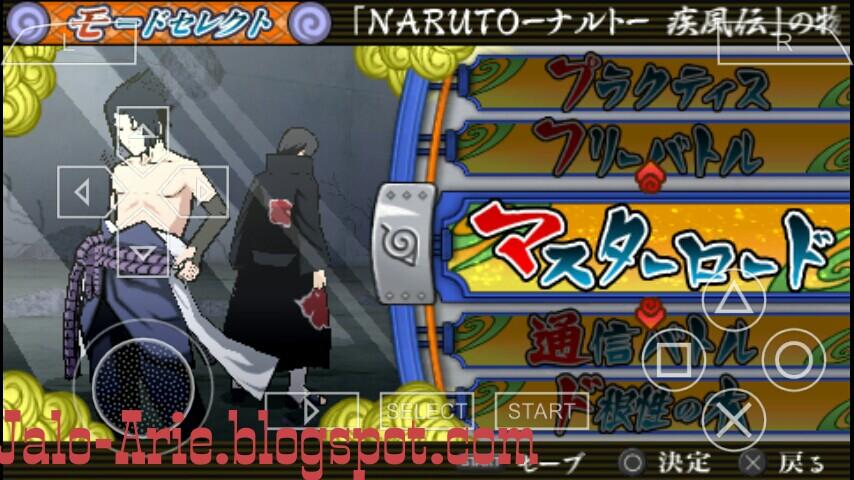 Game Naruto Shippuden Narutimate Accel 3 + Save data ...