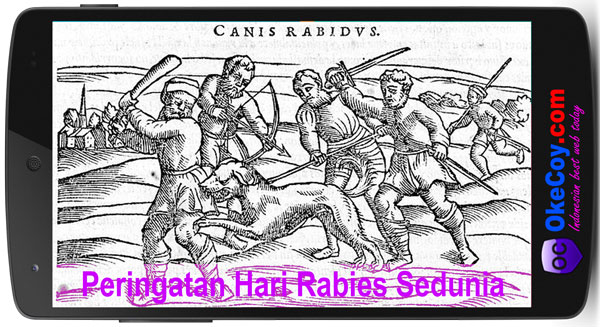 Peringatan Hari Rabies Sedunia (World Rabies Day)