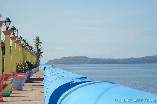 Province of Marinduque via Cebu Pacific Air's maiden flight, Boac, Gasan, Sta Cruz, Malbog