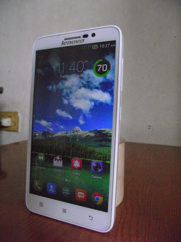 GReview: Lenovo A850+ Performance and Endurance ...