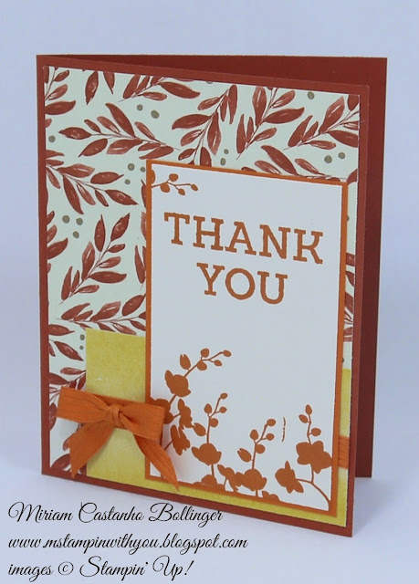 Miriam Castanho Bollinger, mstampinwithyou, stampin up, demonstrator, dsc, fms, letterpress winter stamp set, world of dreams, color me autumn dsp, su