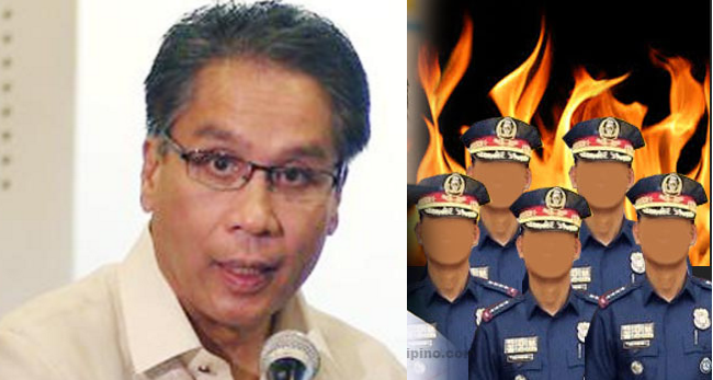 Mar Roxas is connected to some of the 5 generals linked to drugs – source