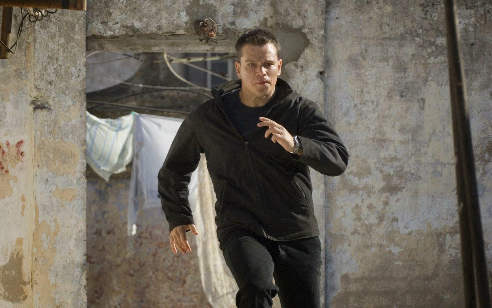 The Ace Black Movie Blog Movie Review The Bourne Ultimatum 2007